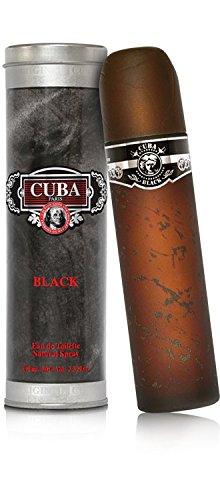 Cuba Black Eau De Toilette Vaporisateur/spruzzare per esso 100 ml