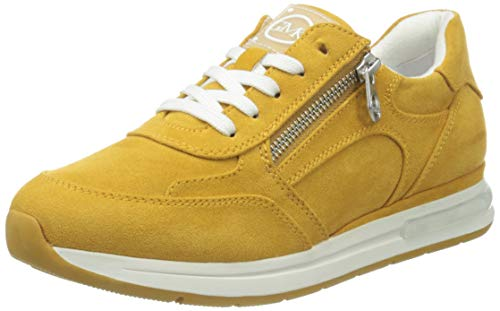 MARCO TOZZI by Guido Maria Kretschmer 2-2-83704-26 Sneaker, Scarpe da Ginnastica Donna, Zafferano, 37 EU