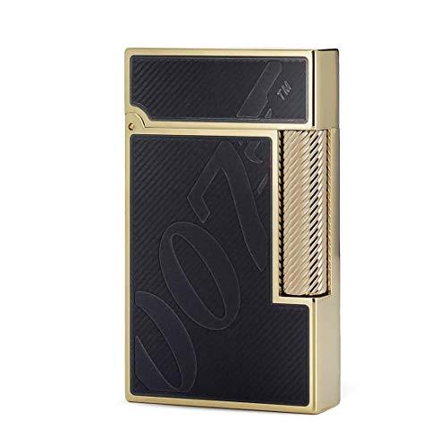 Best Buy! S.T. Dupont Ligne 2 James Bond Black and Gold Lighter