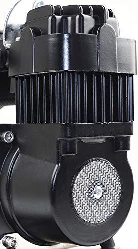 horntools Kompressor mobil 24 V 2 Zylinder 150 l/min 8 Bar