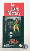 DC Direct Batman Dark Victory Robin and Penguin Collector Action Figure