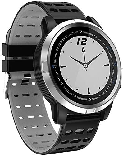 JSL Reloj inteligente multifuncional para medición de latidos del corazón, pulsera deportiva, rastreador de GPS, regalo para hombre