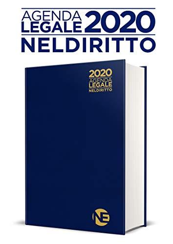 Agenda legale 2020. Ediz. blu