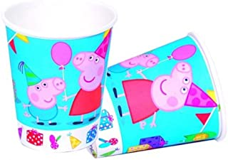Peppa Pig Party Cups (8pk)