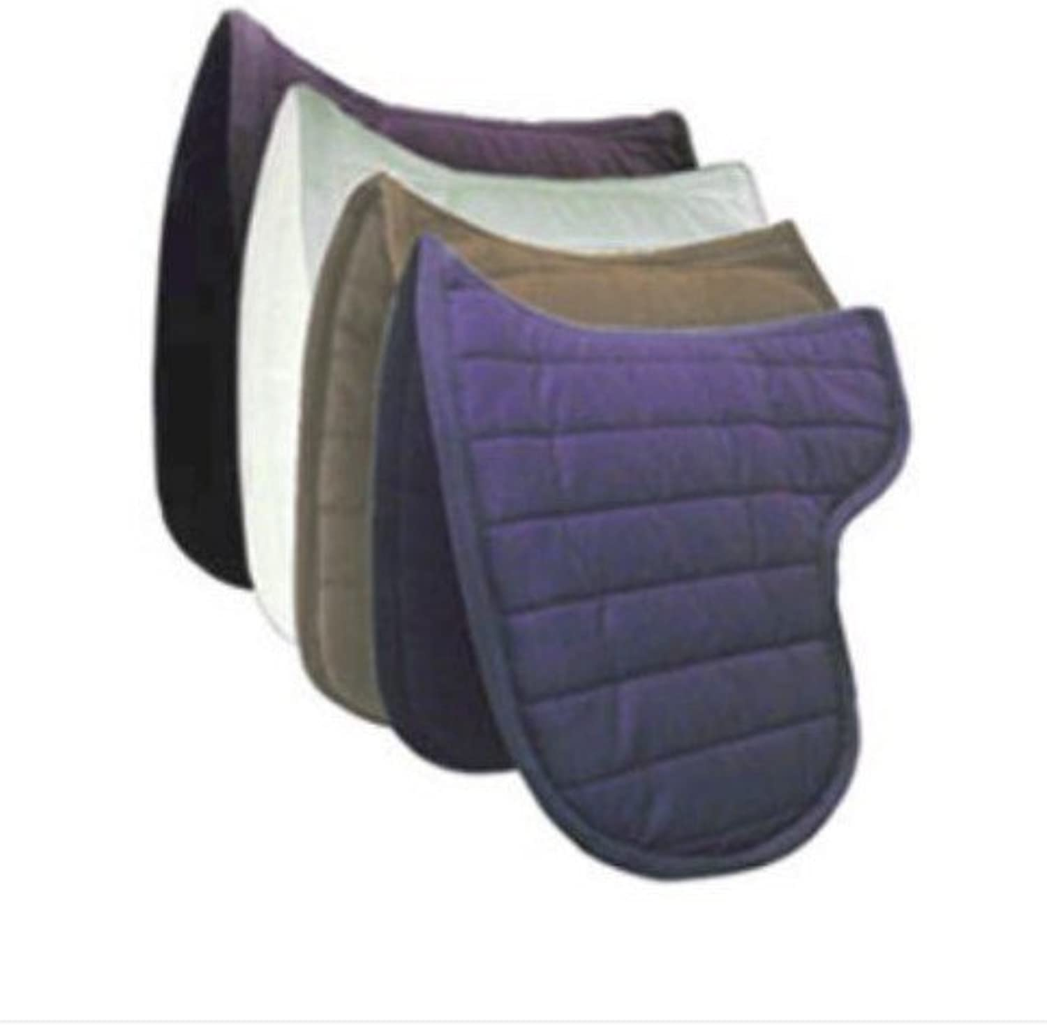 POLYPADS Forma Extra Saddle Pad Brown Brown