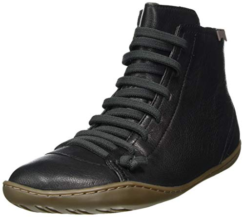 CAMPER Womens Peu Cami Ankle Boot, Black, 40 EU