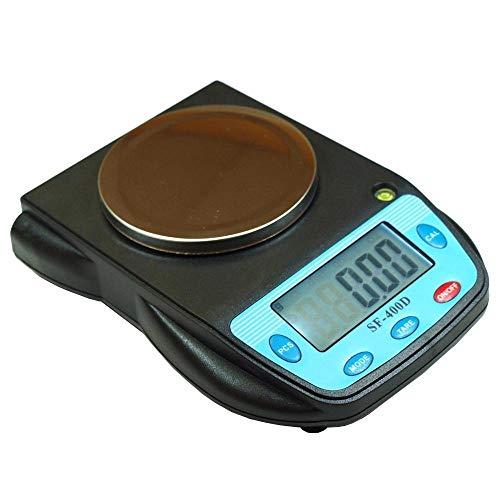 500g x 0.01g Nueva balanza digital de equilibrio de joyería de diamante portátil de bolsillo electrónico de alta precisión