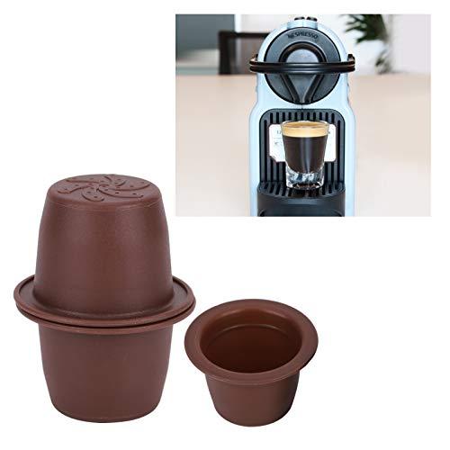 Wielokrotnego użytku filtr do kawy, odkryta kapsułka z kawą, artykuły domowe Akcesoria do ekspresów do kawy do domu kawiarnianego