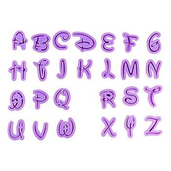 Best disney font alphabet Reviews