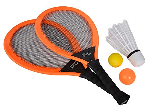 Simba 107412008 Giant Badminton Set