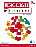 English in Common Level 2 Split Edition Student Book A and Workbook A with ActiveBook CD-ROM