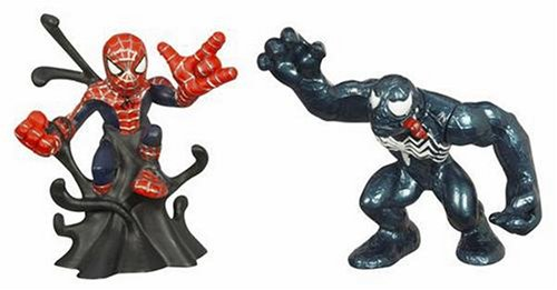 Spider-Man Super Hero Squad Spider-Man vs.Venom