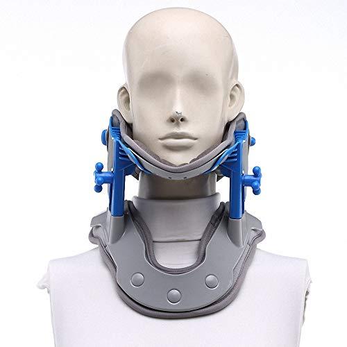 Miarui Cervical Traktionsgerät Cervical Traction Einheit Keilrahmen Hals Kopf Nacken Massagegerät nackenhängematte mit USB Aufladbare Bessere Hals Relax Schmerzlinderung