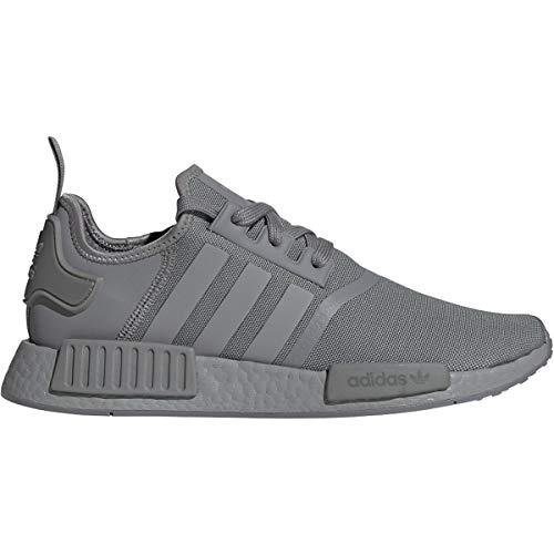 Adidas NMD R1 Primeknit - Zapatillas deportivas para hombre, color Negro, talla 43 1/3 EU