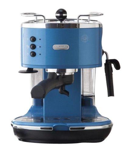 DeLonghi ICONA espresso/cappuccino maker (Azzurro blue) ECO310B by DeLonghi