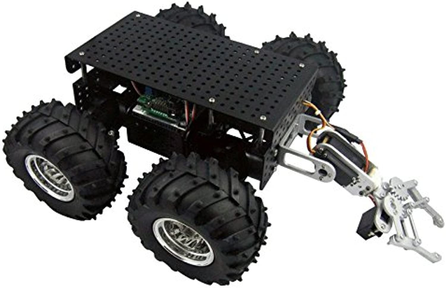 Dagu Wild Thumper 4WD with with with Gripper and Wheel