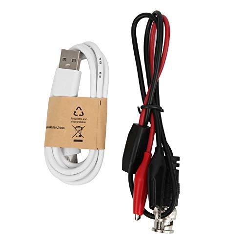 Oscilloscopio LCD, oscilloscopio da 2,4 pollici Economico Stabile Ad alte prestazioni per uso generale per industrie per manutenzione per uso professionale