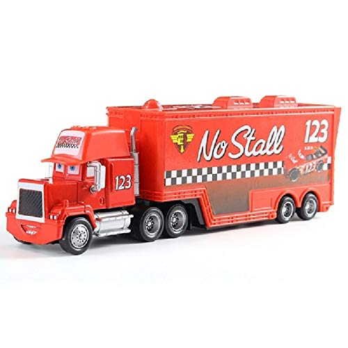 Generic Disney Disney Pixar Cars 3 No.123 Truck & Radiator Spring Metal Diecast Toy Car 1:55 Loose In Stock & 1