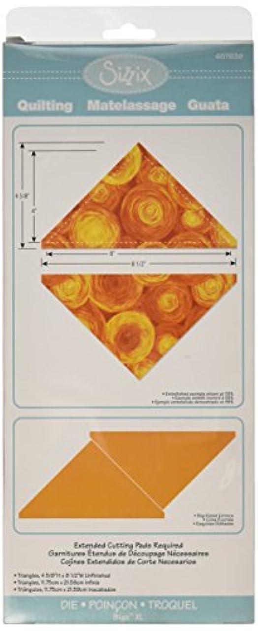 Sizzix 657639 Bigz Die, Triangles, 4-5/8