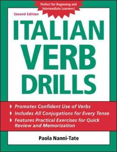 15 best italian verbs drills for 2020