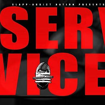 Service (feat. Jucci Jay)