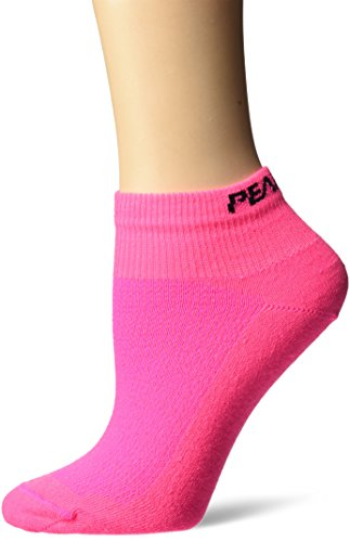 PEARL IZUMI Femme Attack Low Chaussettes S Screaming Pink