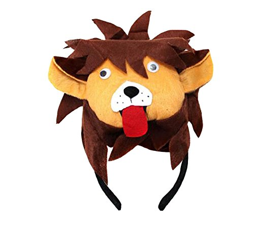 2 pièces de performance Creative performances Lovely Lion Headband