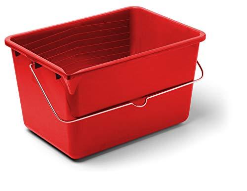 SCHULLER SC40550 Farbeimer Nimba Box Kunststoff mit Tragebügel Inhalt 8 Liter, Farblich Sortiert