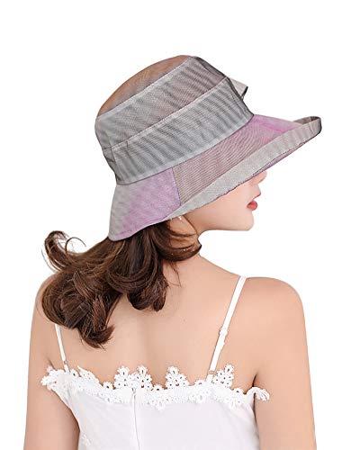 DAMILY Chapeaux d'été à La Mode pour Les Femmes...