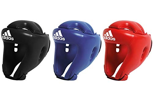 adidas Casque de protection pour enfant Rouge Taille XL