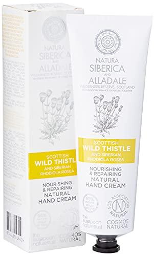 Natura Siberica Alladale Nourish and repair natural hand cream, 75 ml