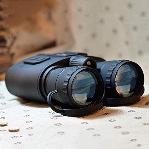 ZLX Prismáticos Dispositivo de visión Nocturna por Infrarrojos 5 Veces Dispositivo de visión Nocturna Binocular telescopio de visión Nocturna