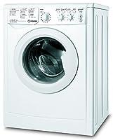 indesit iwc 61052 c eco it libera installazione carico frontale 6kg 1000rpm a++ lavatrice (libera installazione, carico frontale, a++, c, bianco, left), senza installazione