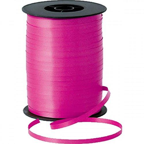 Polyband, Ringelband 10 mm x 250 m (pink)