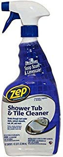 ZEP Shower Tub and Tile Cleaner, 32 oz ZUSTT32PF by ZEP