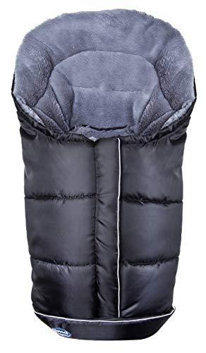 Urra 800-1000-22 Fußsack Römer Standard Klein, schwarz, 500 g