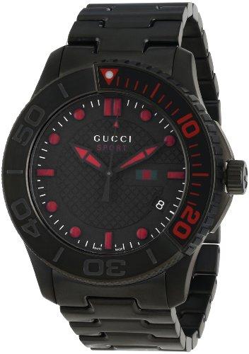 Gucci Reloj de Pulsera para Hombre XL G de Timeless Sport analógico d