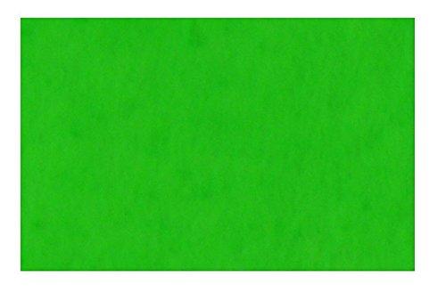 Papel adhesivo verde fluorescente 75hojas A4