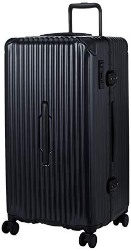 [カーゴ] スーツケース 大型 スリムフレーム 多機能モデル CAT88SSR 保証付 98L 78 cm 6kg ジェットブラック