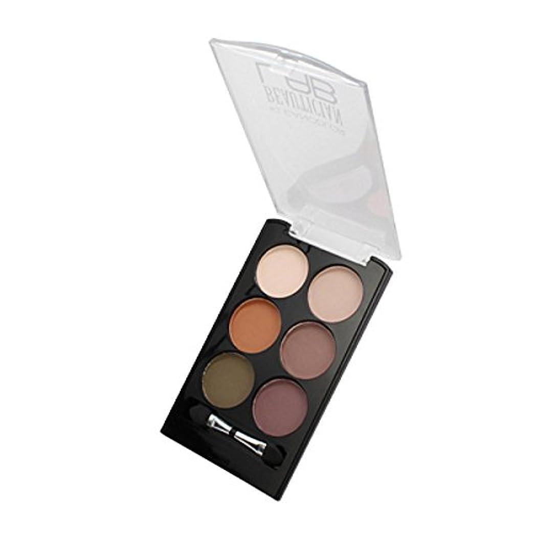 突然のまあピストン(3 Pack) KLEANCOLOR Beautician Lab Shimmer Shadow Pallete - Researcher (並行輸入品)