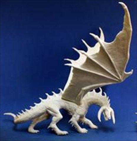 Reaper Ebonwrath, Dragon (1) Miniature
