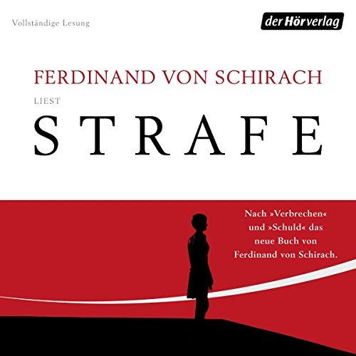 Strafe audiobook cover art