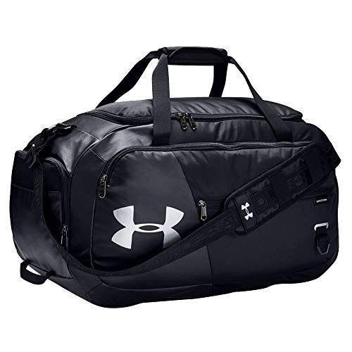 Learn More About Under Armour 2020 Undeniable 4.0 Medium Duffle Bag Black