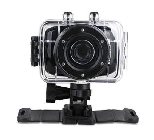 Maginon AC500 Touch Caméra daction HD étanche avec écran tactile Résolution vidéo 720p/30 fps Objectif grand angle 120° 2.0 Zoom numérique 4X (sans carte mémoire microSDHC)