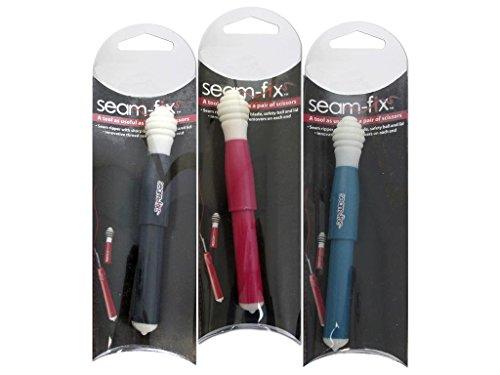 Seam-Fix SFX1002 Seam Fix Seam Ripper Thread Remover Seam Ripper Thread Remover Pack of 1 Assorted.
