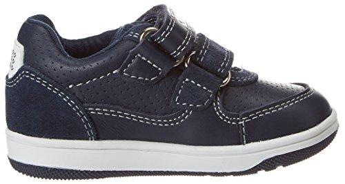 Geox Baby Jungen New Flick Boy B Sneaker, Blau - 6