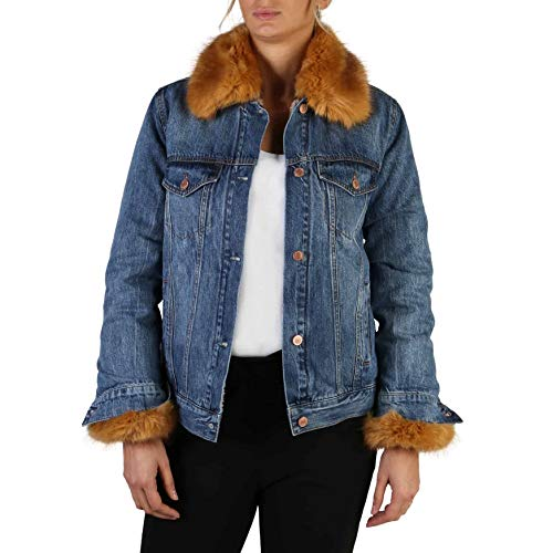 Guess Denim Jacket Trucker Damesjas