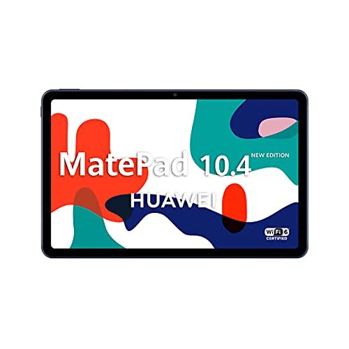 HUAWEI MatePad 10.4 Tablet-PC mit FullHD-Display (WLAN, 4 GB RAM, 64 GB ROM, EMUI 10.0, Huawei Mobile Services)