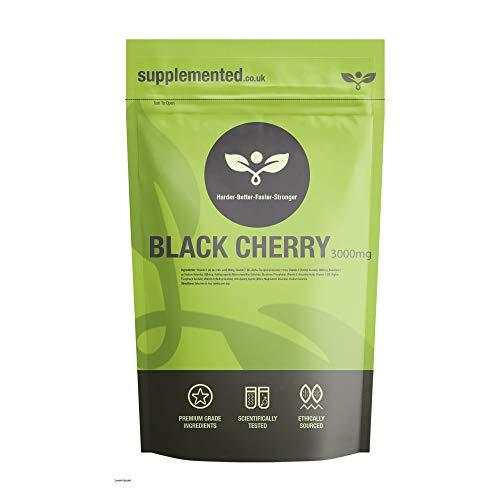 Black Cherry Extract 180 Capsules 3000mg
