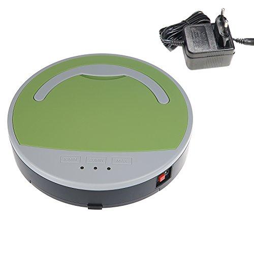 Vinteky - Robot aspirapolvere autonomo intelligente, con 3programmi timer di pulizia